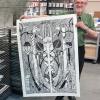 lithographic prints